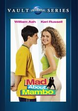 Mad About Mambo DVD (2000) - Keri Russell, William Ash, John Forte