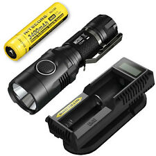 Nitecore MH20GT Rechargeable Flashlight w/ NL189 Battery & UM10 Charger