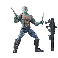 """Marvel Legends Guardians Of The Galaxy 2 Drax 6"""" Action Figure LOOSE"""