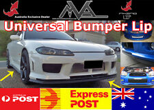 RHINO LIP Bumper Spoiler LIP for Nissan Skyline R31 R32 R33 R34 R35 S14 S14a S15