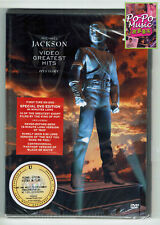Michael Jackson - VIDEO GREATEST HITS, HISTORY DVD ( BRAND NEW ) M'sia Version