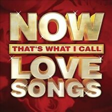 NOW LOVE SONGS -VAR (CD 2013) MARS MRAZ TRAIN SCRIPT COLDPLAY DEGRAW PERRY SWIFT