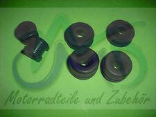 Yamaha XJ750 XJ900 XJ 750 XJ 900  Seitendeckel Gummi Set   damper side cover