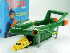 THUNDERBIRDS 2 & 4 MODEL SPACE SHIP GERRY ANDERSON THUNDERBIRD CORGI CC00802 T4Z