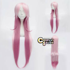 Anime K Project NEKO100CM Long Mixed Pink Wavy Anime Cosplay Wig Halloween Gifts