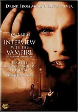 Interview With the Vampire (DVD) Tom Cruise Brad Pitt  (Anne Rices Bestseller)