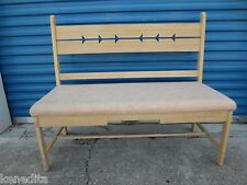 Dining Bench or Entry Rustic Western Primitive French Country Cottage Coastal