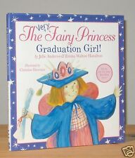 JULIE ANDREWS EMMA HAMILTON VERY FAIRY PRINCESS GRADUATION GIRL NEW SIGNED 1st
