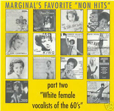 "V.A. - MARGINAL'S FAVORITE ""NON HITS"" - RARE Popcorn CD"