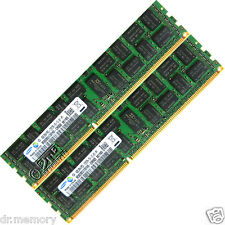 8GB (2x4GB) DDR3-1333 PC3-10600R 10600 ecc registered CL9 240-p dimm mémoire ram