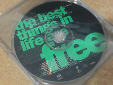 Janet Jackson & Luther Vandross The Best Things In Life Are Free CD Remix Promo