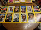 #25 of 44, COMPLETE YEAR 1983 NAT GEO NATIONAL GEOGRAPHIC MAGAZINES, ALL DIFF