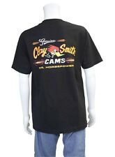 2XL CLAY SMITH MR.HORSEPOWER T-SHIRT VTG STYLE HOT ROD RAT STREET GENUINE