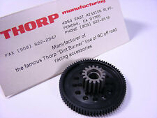 Vintage THORP Dirt Burners 4920 Tamiya KING CAB HILUX ASTUTE MADCAP Counter Gear