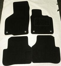 Black Tailored Car Floor Mats For Volkswagen Passat ( 2004  to 2007 ) B1360
