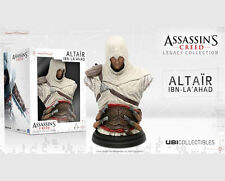 "Assassins Creed Bust Altair Ibn La'Ahad Edition ""NEW"" SEALED with lithography"