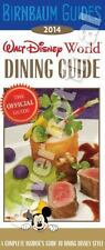 Birnbaum's Walt Disney World Dining Guide 2014 (Birnbaum Guides)-ExLibrary