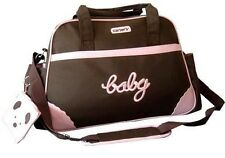 """Baby""  Diaper Nappy Changing Bag 4Pcs Pink"