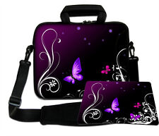 LUXBURG 14,2 Inch Design Laptop Notebook Shoulder Bag with Matching Mousepad #CL