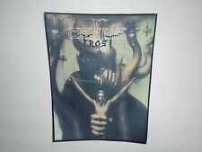 CELTIC FROST TO MEGA THERION SUBLIMATED BACK PATCH