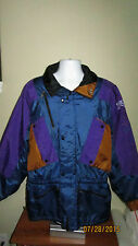 XL Vintage 93 Fox Racing K3 Ski Winter Parka Coat Elements Wind Thermal Moisture