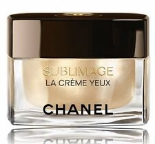 CHANEL SUBLIMAGE LA CREME YEUX ULTIMATE SKIN REGENERATION EYE CREAM 0.5OZ $225