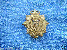 Royal logistics corps London Badge and button co  cap badge  C4