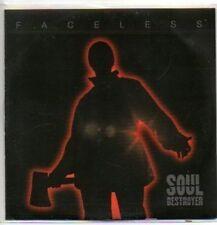(95C) Soul Destroyer, Faceless - DJ CD