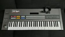 ROLAND JX-8P Vintage Analog Synthesizer Keyboard Synth Working Great Condition