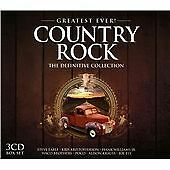 Greatest Ever! Country Rock -Steve Earle/Alison Krauss/Sawyer Brown & lots more
