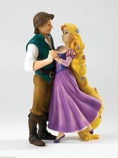 Disney Enchanting Princess Rapunzel & Flynn Figurine NEW in Gift Box  24139