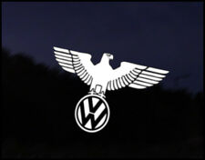 VW Wolfsburg Eagle Car Decal Sticker JDM Vehicle Bike Bumper Graphic Funny