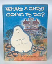 PC Vintage Book What's A Ghost Going To Do? Jane Thayer Weekly Reader