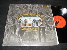 Psychedelic Soul Rarity THE CHAMBERS BROTHERS Greatest Hits 2 LP VAULT Stereo 70