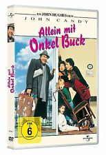 DVD * ALLEIN MIT ONKEL BUCK - JOHN CANDY # NEU OVP +