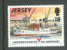 Red Cross Ship S.S.Vega- mnh -Jersey-Military