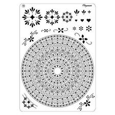 Pergamano Parchment Craft Multi Grid 13 - Circles