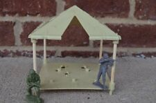 MPC US Army Command Tent Camp Platform 1/32 54MM Toy Soldier