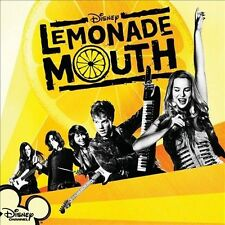 Soundtrack: Lemonade Mouth Soundtrack, Enhanced Audio CD