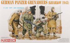 1:35 Dragon #6059 German Panzer Grenadiers, Kharkov 1943