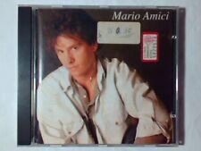 MARIO AMICI Omonimo Same S/t 1993 cd GIORGIA LUCA BARBAROSSA BOTTEGA DELL'ARTE