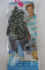 Barbie Clothes Ken Shirt Pants Shoes Dolls Mattel Toy Boy Outfit Doll