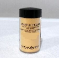 YSL SOUFFLE D'ECLAT SHEER & RADIANT NATURAL FINISH LOOSE POWDER #03- 0.13 OZ.(T)