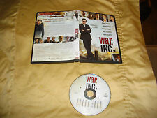 War, Inc. (DVD, 2008) region 1