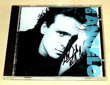 CD NINO DE ANGELO - DE ANGELO (SAME) ** ERSTPRESSUNG WEA 1991 MIT AUTOGRAMM