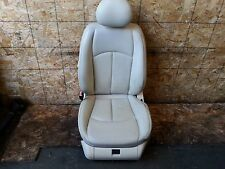 MERCEDES BENZ W211 E500 OEM FRONT LEFT L SIDE LEATHER POWER CHAIR BUCKET SEAT