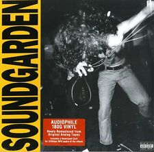 SOUNDGARDEN LOUDER THAN LOVE VINILE LP 180 GRAMMI NUOVO SIGILLATO