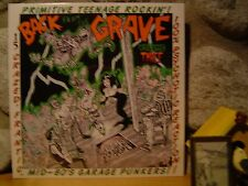 BACK FROM THE GRAVE Vol. 3 LP/'60s Garage Rock/Pebbles/Highs In The Mid Sixties