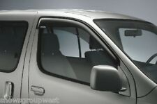 Genuine Toyota Hiace Wind Deflectors Set Pair 08611-26810 New Original Accessory
