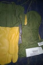Military Surplus CIF Cold Weather Mittens medium With Trigger Finger M-1965
